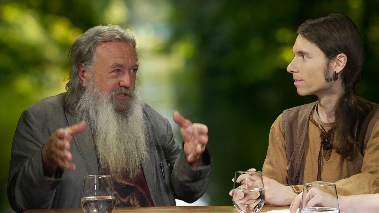 Wolf-Dieter Storl im Gespräch mit Clemens G. Arvay